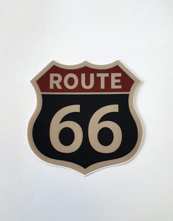 Naklejka Droga 66 (Route 66)