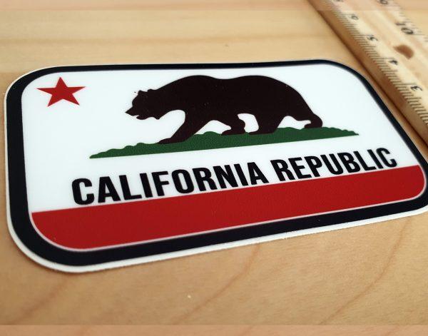 Naklejka z USA (Kalifornia)