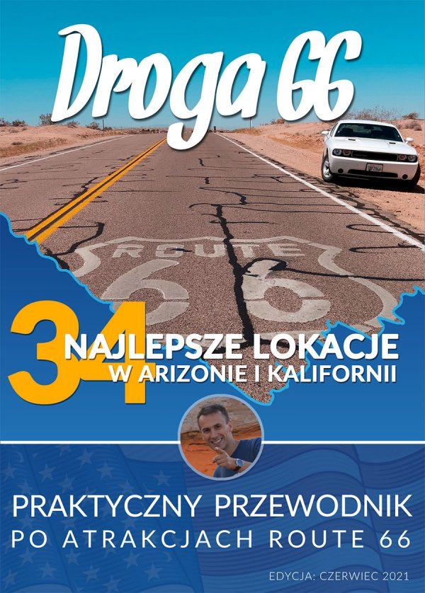 Droga 66 - Przewodnik ebook po Drodze 66