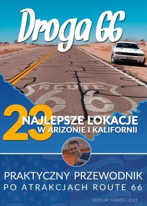 Droga 66 - książka, przewodnik po Route 66