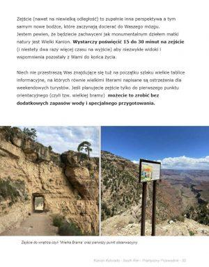 Wielki Kanion Kolorado - przewodnik -ebook- pdf